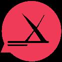Chat X - Sesli Sohbet Odaları icon
