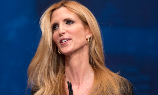 Ann Coulter trolls leftist 'beta males' for opposing free speech