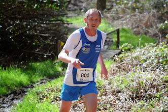 Photo: Course hors stade  22/03/2014  Trail des Trois Chapelles Bains-sur-Oust  15 km  Jean-François Hemery  Athlé Pays de Redon