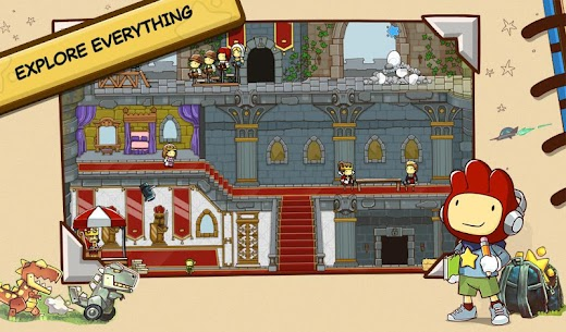 لعبة Scribblenauts Unlimited 2