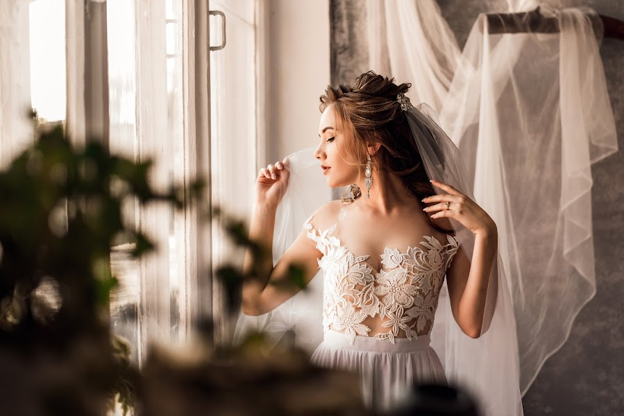 Wedding photographer Kristina Dudaeva (KristinaDx). Photo of 24.03.2019