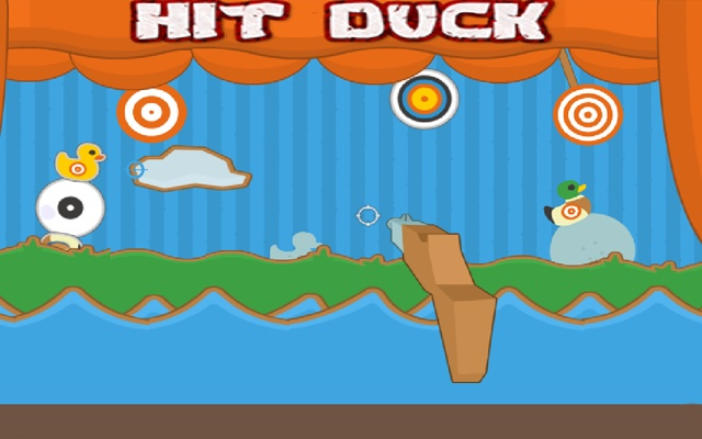 Hit Duck Game
