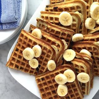 Oscar Night Waffles Recipe