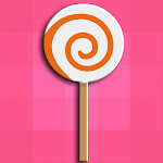 Jumpy Candy Icon