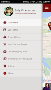 Family Locator from Lifetrons screenshot 1