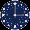 星の大時計 ウィジェット APK