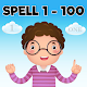 Learn Numbers Spelling 1-100 - Spelling For Kids (game)