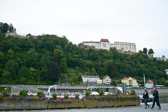 Photo: Twierdza Oberhaus znajduje się przy ujściu trzech rzek – dokładnie pomiędzy Ilz i Dunajem – i należy do największych zamków obronnych Europy.
