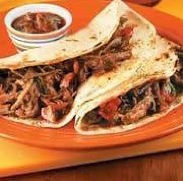 Chipotle Shredded Beef Tacos Recipe