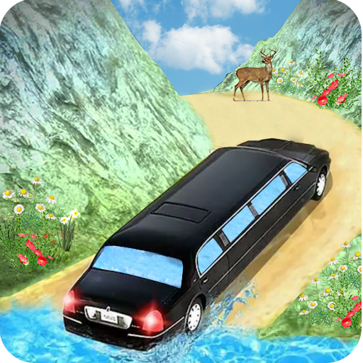 Limo Taxi Games OffRoad Drive (game)