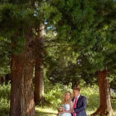 Wedding photographer Yanina Grishaeva (Yanechka). Photo of 22.10.2015