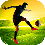 Mobile Soccer Free Kick Cup 2017 Icon