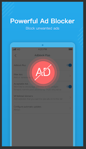 Ume Browser – Fast & Private & Ad Blocker App Download For Android 3