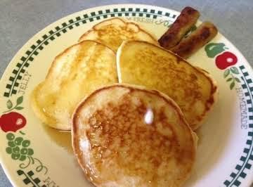 Homemade Pancakes 101