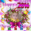 Happy New Year 2016 Greetings icon