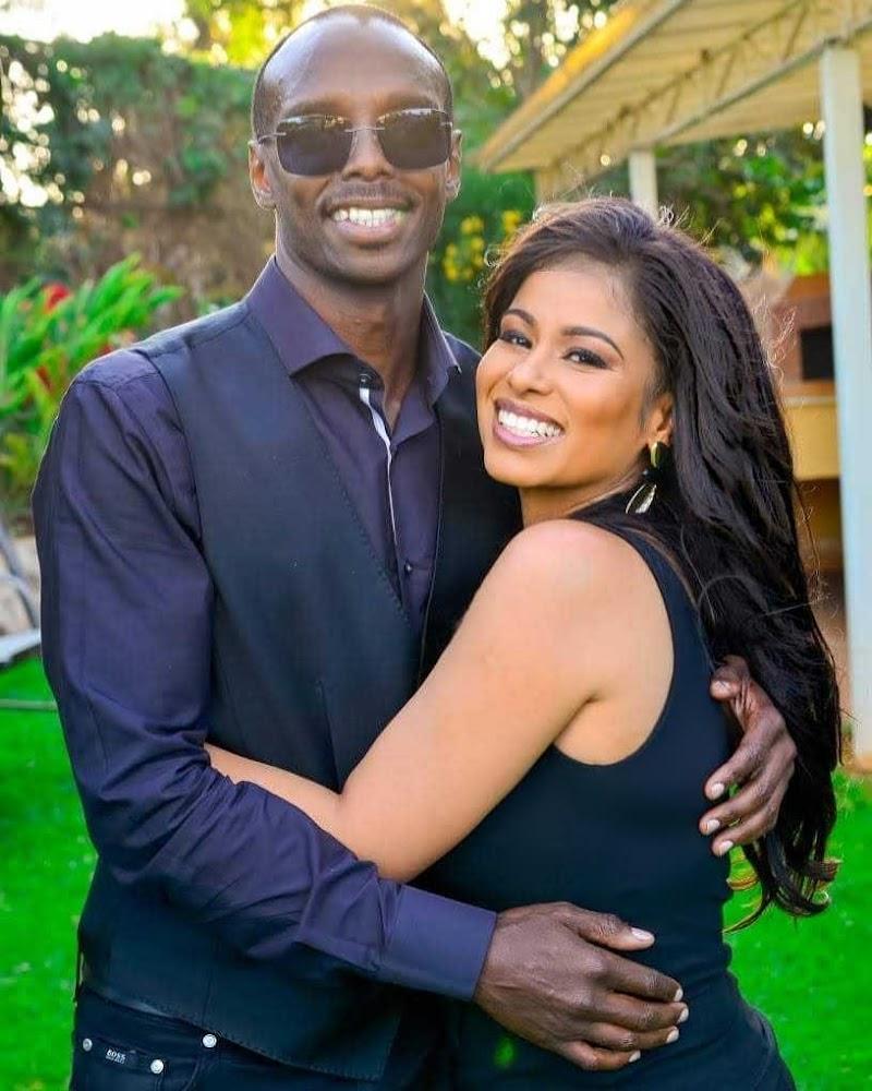 Who is Julie Gichuru Husband? Name, photos and age Tuko.co.ke