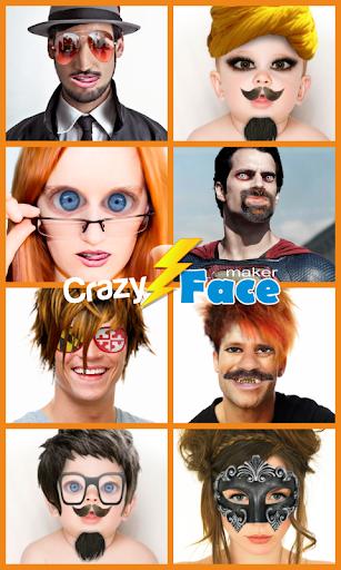 Crazy Face Maker