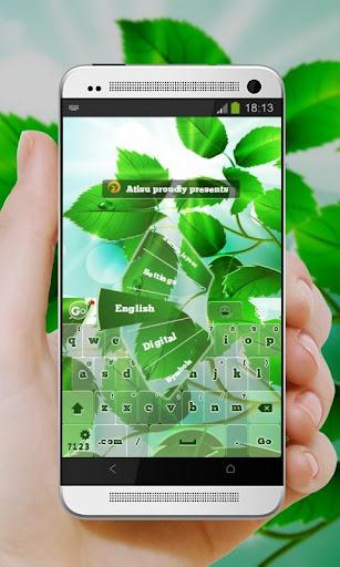 綠色生活 GO Keyboard