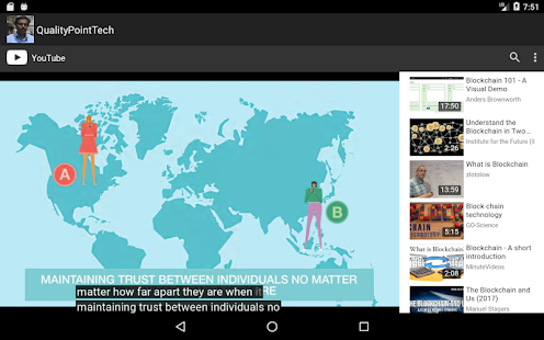 QualityPointTech News Channel- screenshot thumbnail