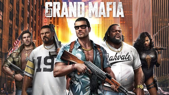 The Grand Mafia MOD Apk 0.8.52 (Unlimited Money) 1