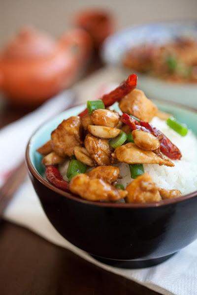 Kung Pao Chicken Recipe