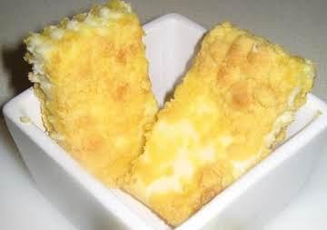 Cheesy Lemon Bars