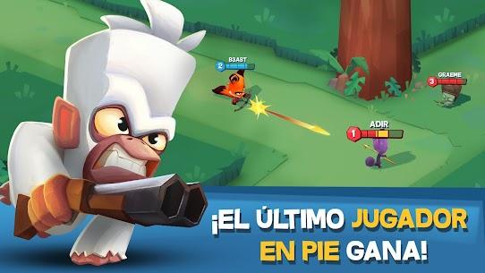 Zooba: Juego de Batalla Animal Gratis 1