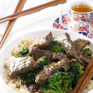 Venison and Broccoli with Oyster Sauce Recipe