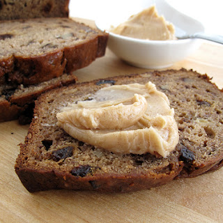 Dump-and-Stir Banana Bread with Cinnamon Butter