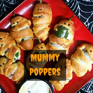 Mummy Poppers