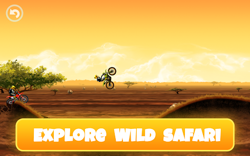 Safari Motocross Racing 2