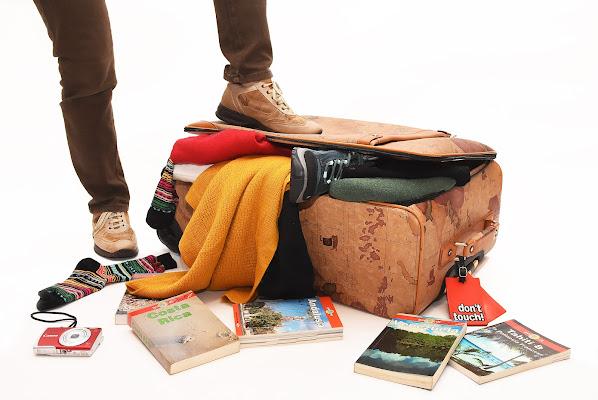 Quando la valigia è strapiena... di BASTET-Clara