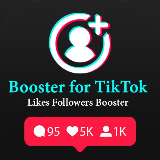 Booster For Tik Tok Follower Likes Booster 1 1 Apk Download Com Skylight Ticktokboosterforlike Apk Free