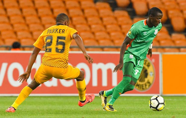 Lazarous Kambole: From humble beginnings to Kaizer Chiefs