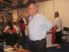 Photo: Der Chef dieser Veranstaltung: Herr Fasnacht