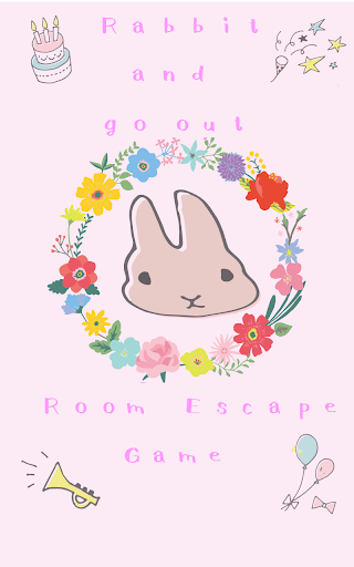 Rabbit and go out / Room Escape Game