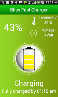 Download Bliss Fast Battery Charger APK for Android