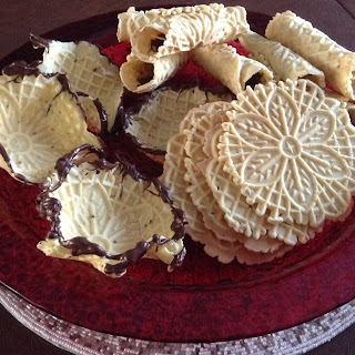 Pizzelle an Italian Tradition