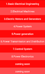 Electrical Engineering MCQs (+10,000) App Download For Android 2