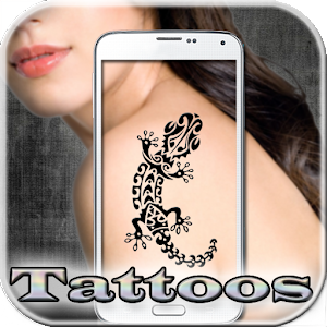 Virtual tattoos for PC and MAC