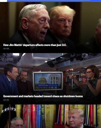 Screenshot for MSNBC Live on MSNBC in United States Play Store
