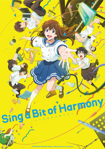 Funimation Co-Production Sing a Bit of Harmony Reveals New Trailer, Visual and More