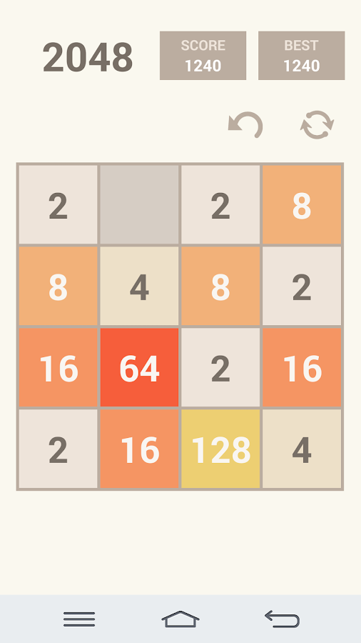 2048 Android Apps On Google Play