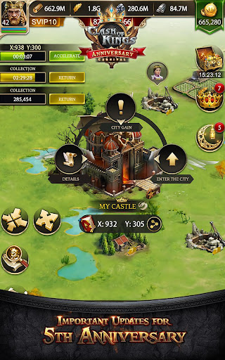 Clash of Kings : New Crescent Civilization 5.27.0 screenshots 1