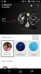 Cute Cats Watchface screenshot 3