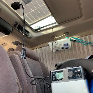 ハイエースワゴン KZH106G スーパーカスタムリミテッド H16年式のカスタム事例画像 ymatyさんの2020年02月03日14:06の投稿