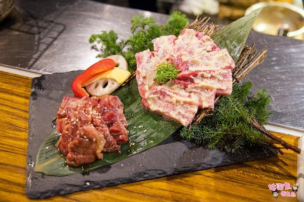 人氣台南燒肉店!單點制的高品質食材,好吃且非常值得推薦~