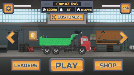 Truck Racing screenshot 5