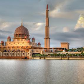 Putrajaya Mosque by Yoshida Fujiwara - Buildings & Architecture Other Exteriors