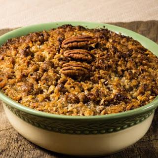 Reba McEntire'S Praline Sweet Potato Casserole Recipe